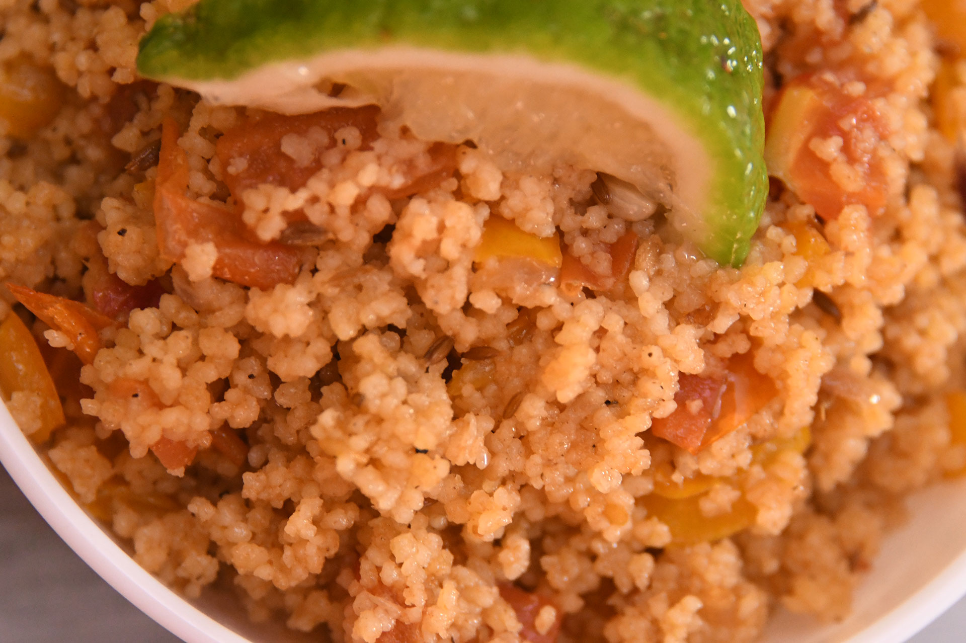 Simple and Flavorful Couscous