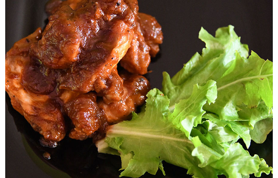 Red Spicy Chicken Wings