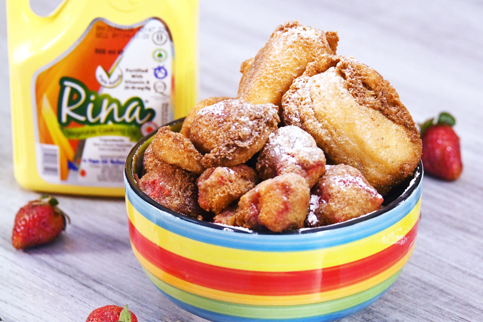 Rina Fruity Fritters