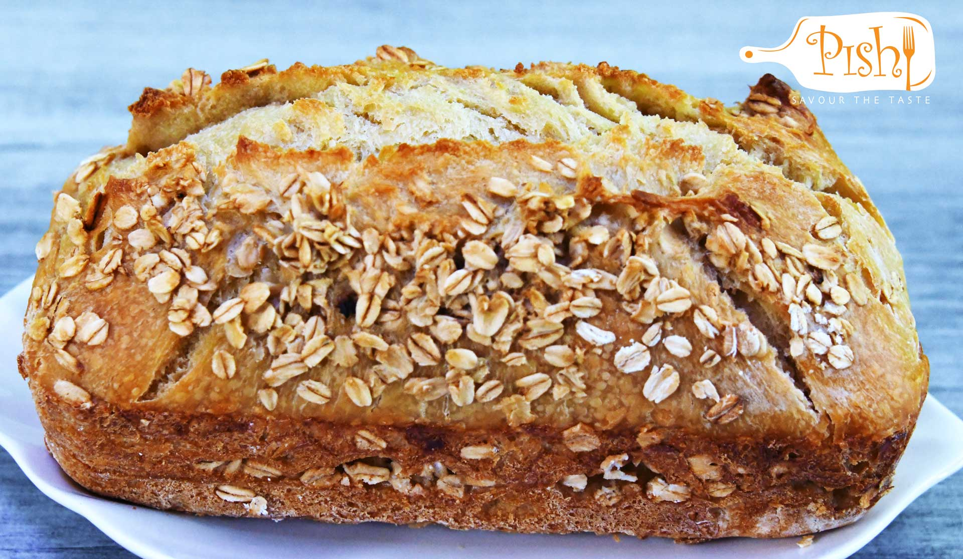 Healthy Oat Bread