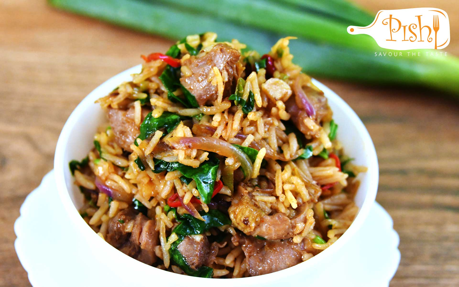 Spicy Gizzard Stir-fry