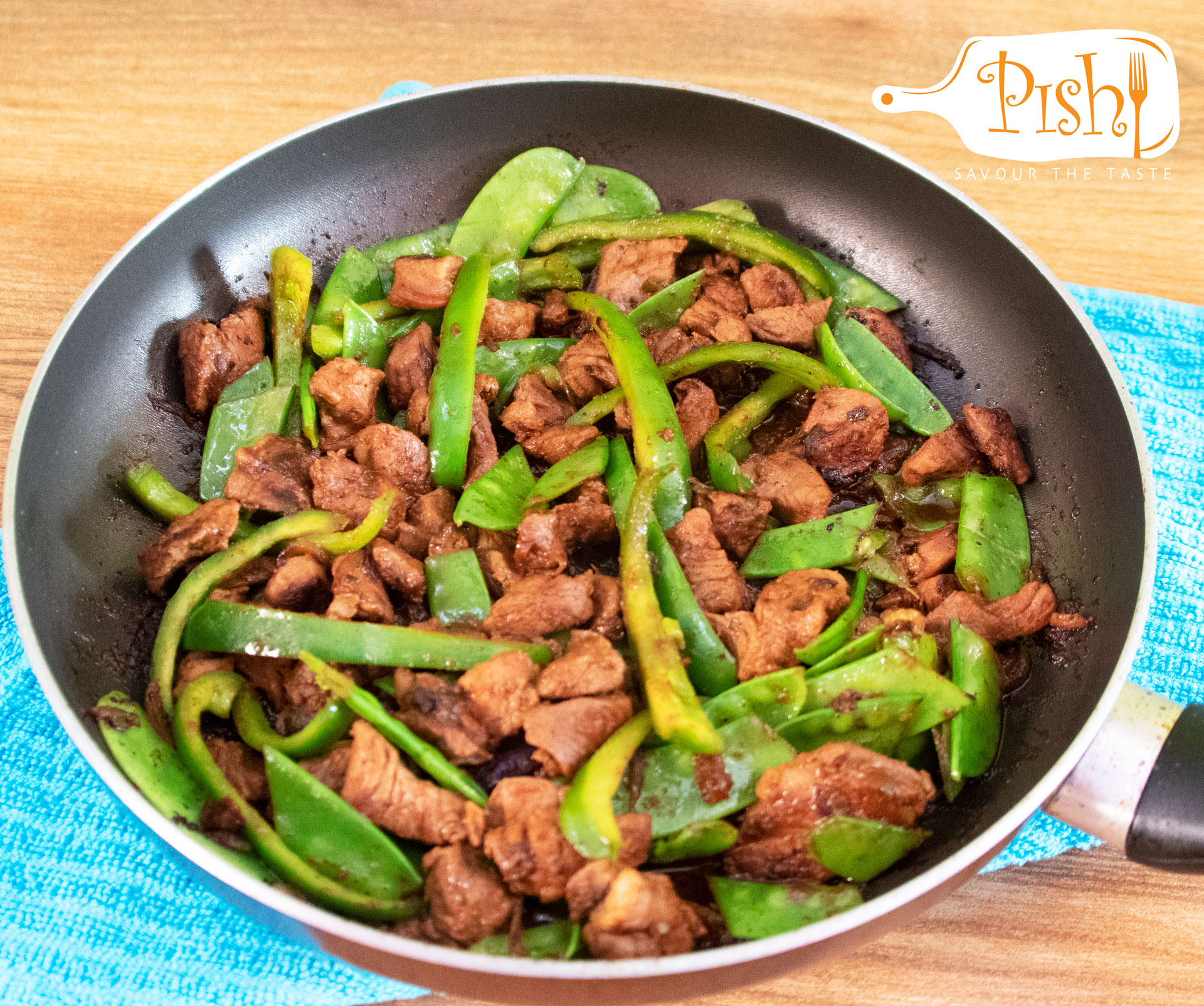 Veg and Beef Stirfry