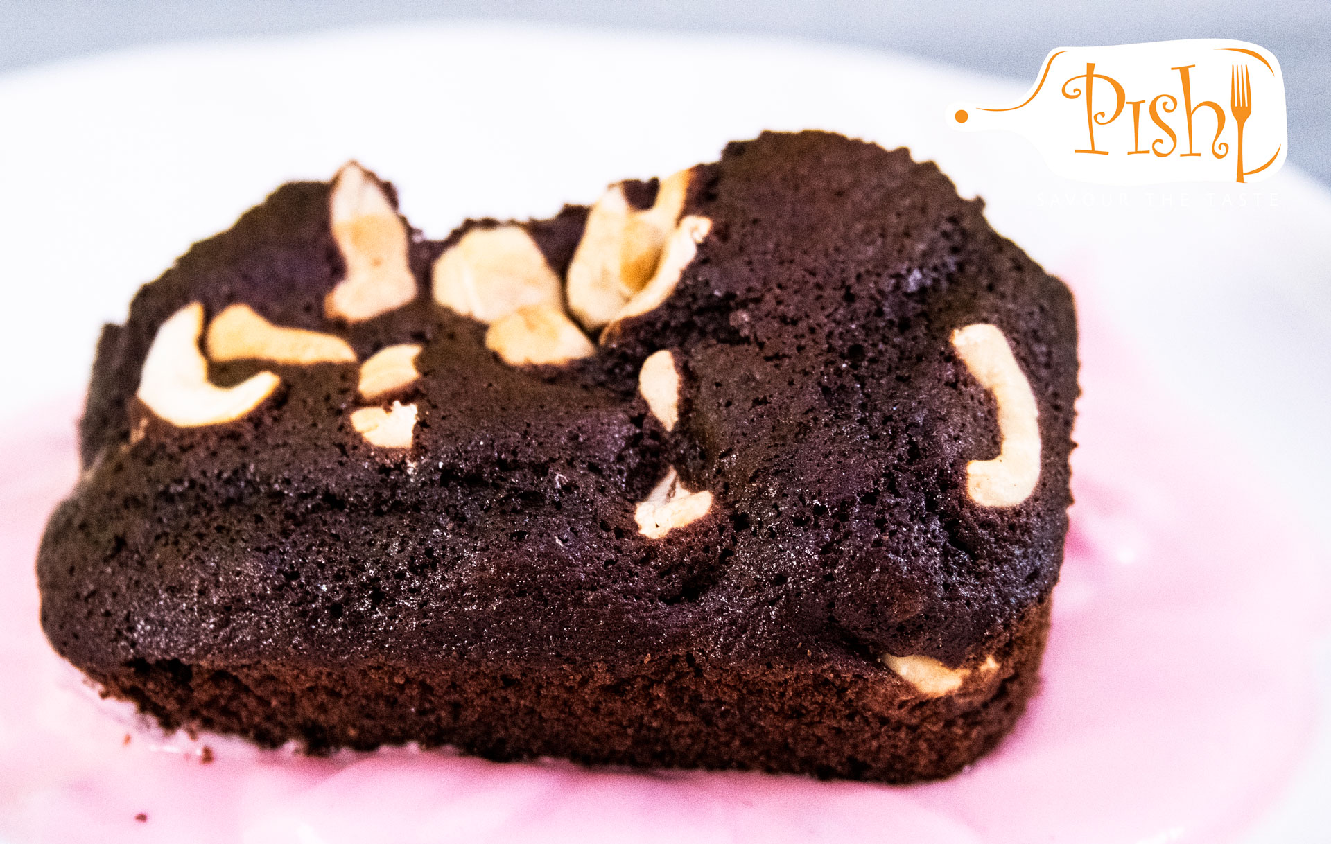 Cashew nuts & Chocolate Loaf